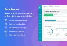 SendPulse para optimizar campañas de email marketing
