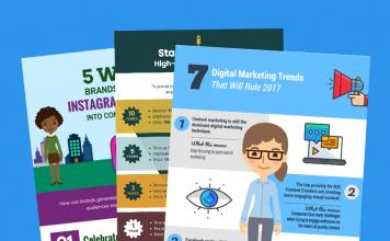 Las infografías para marketing online impulsan tu negocio