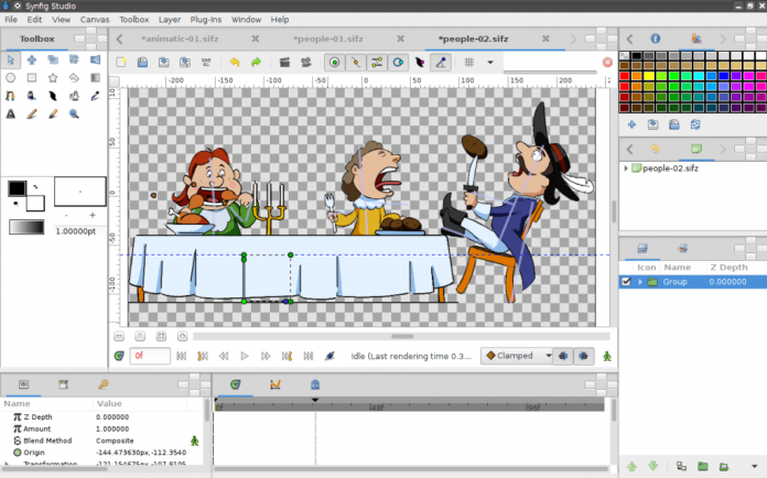 mejor software de animación gratis para windows