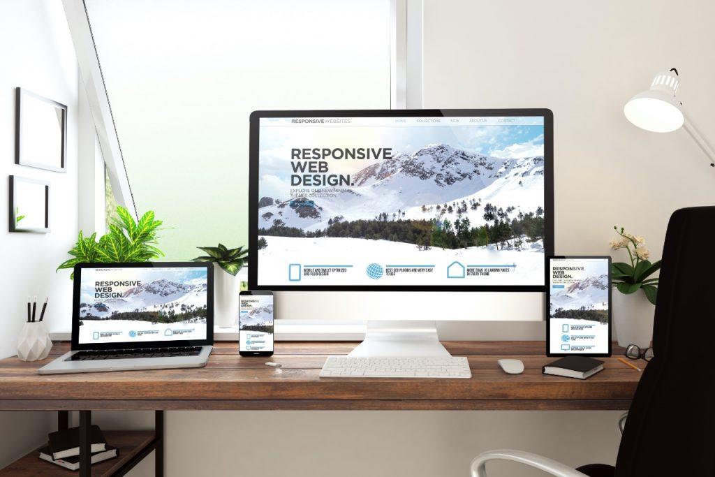 ¿Qué es el diseño web responsivo?