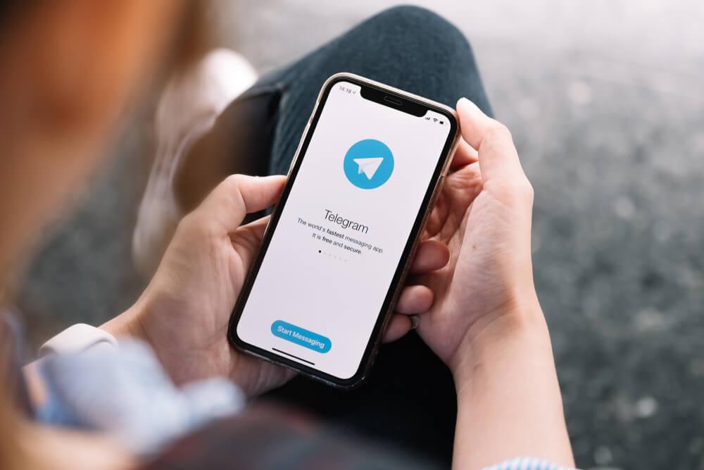 Telegram como recurso de marketing